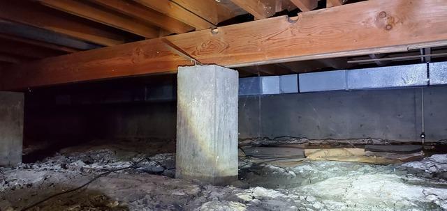 Foundation Crack Repair in Canton, KS