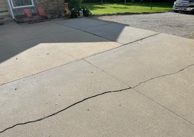 Concrete Repair in El Dorado, KS