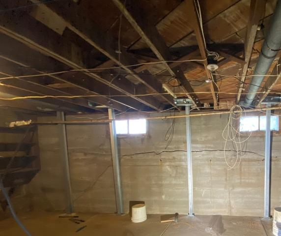 Foundation Repair in Bushton, KS