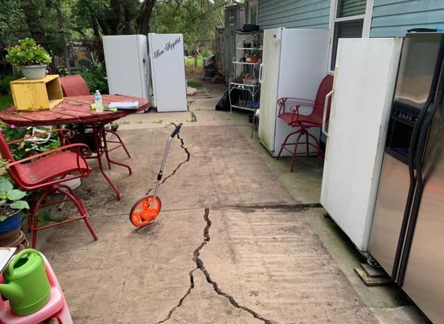 Concrete Leveling in Augusta, KS