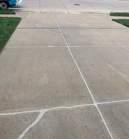 Concrete Driveway Repair in Omaha, NE
