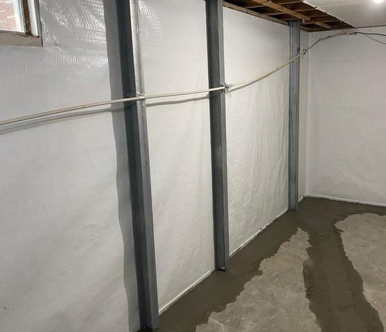 Foundation Settlement and Waterproofing in Russell, KS