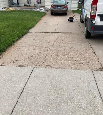 Driveway Repair in McCook, NE