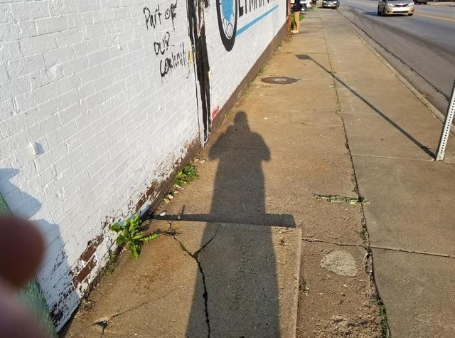 inCOMMON sidewalk repair in Omaha, NE