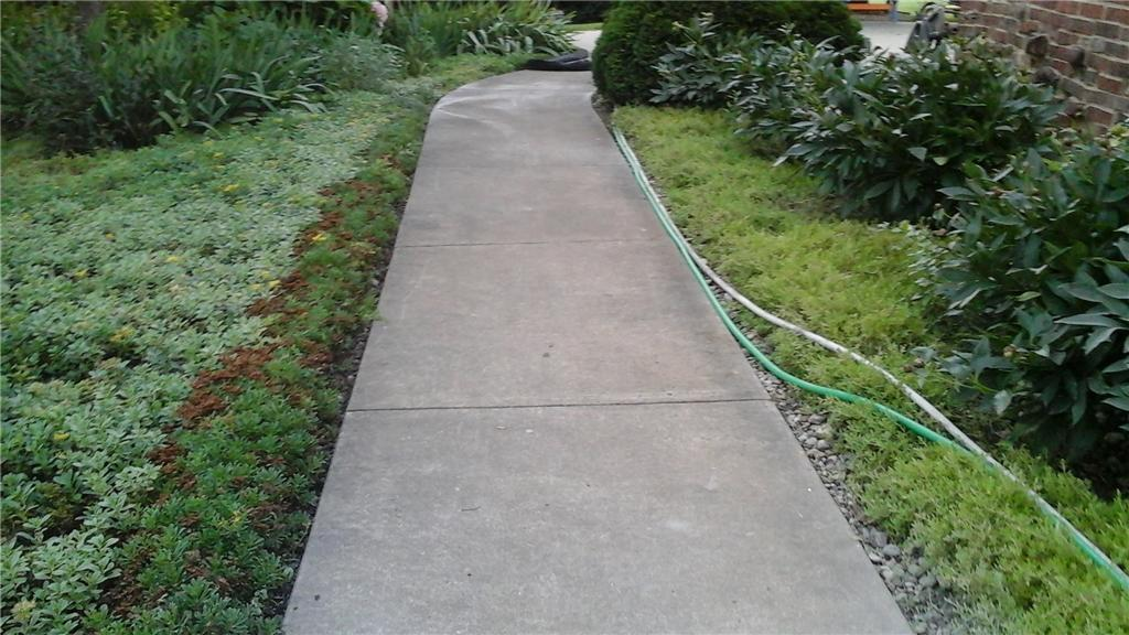 PolyLEVEL Restores Champaign, Illinois Walkway - After Photo