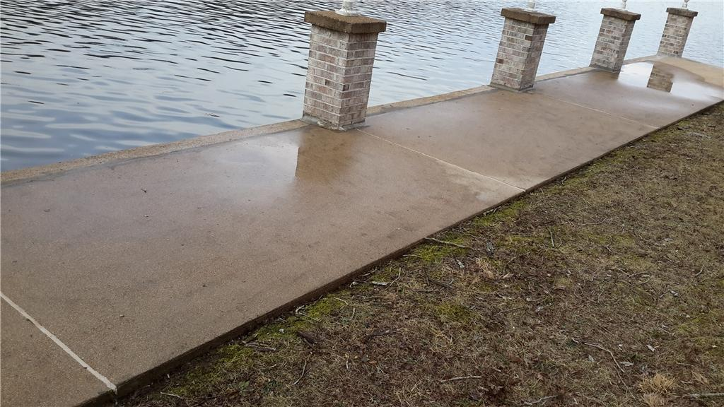 PolyLevel Evens Out Concrete in Hillsboro, MO - After Photo
