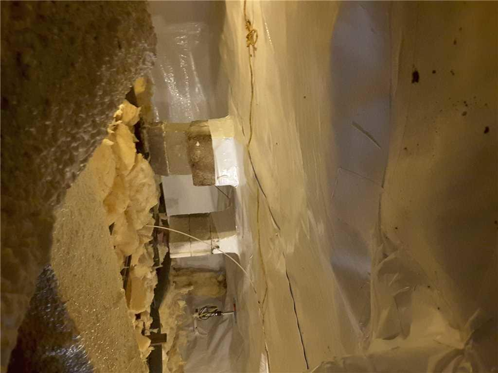 CleanSpace, SmartJacks, and Spray Foam Increase Crawl Space Value - After Photo