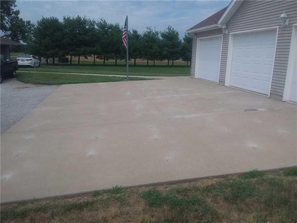 Driveway Leveled in Alhambra, IL - After Photo