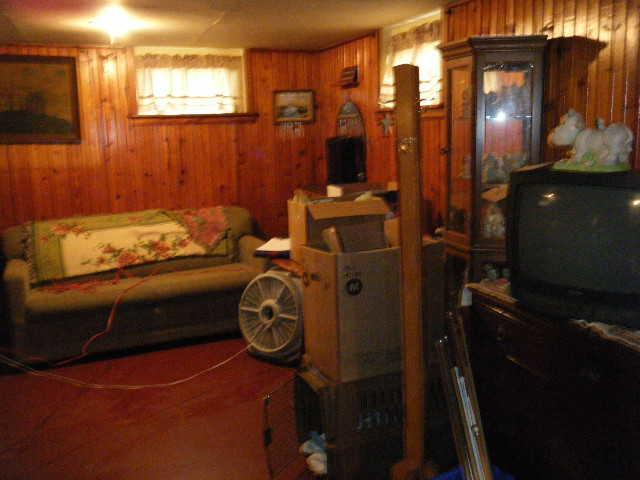 Total Basement Transformation in Gibson City, IL