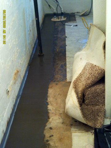 Block Foundation Leaks in Edwardsville, IL