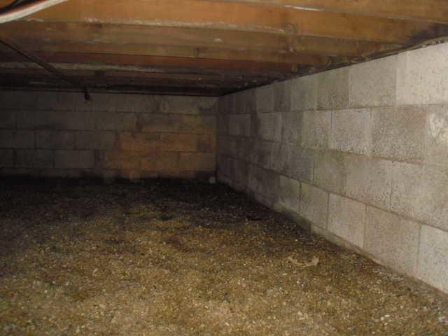 CleanSpace Installed in Neoga, Illinois Crawlspace