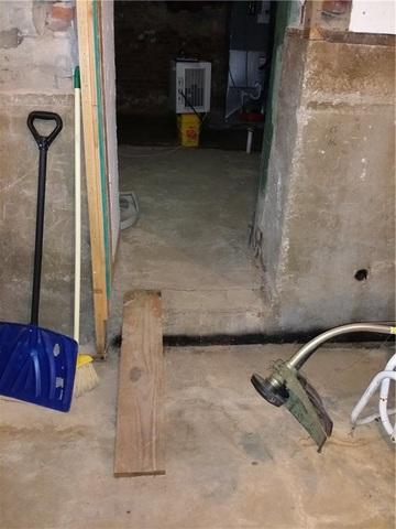 Washington, Missouri Basement Protected by WaterGuard