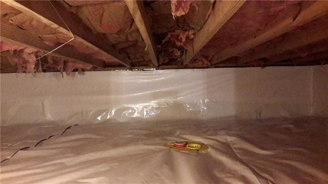 CleanSpace Crawl Space Encapsulation in Columbia, Illinois