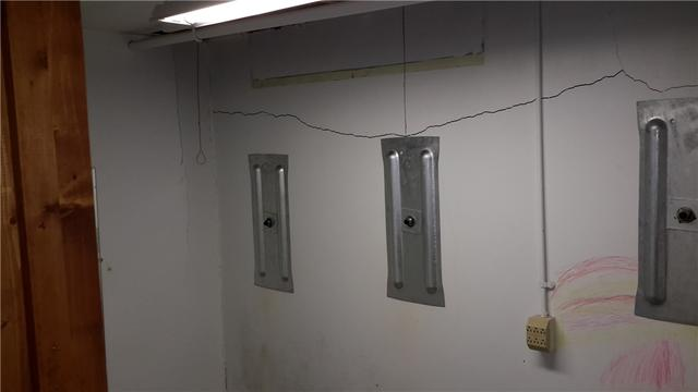 Bourbon, Missouri Foundation Supported by Geo-Lock Wall Anchors