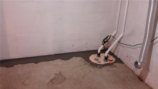 TwinPack Pumps Alton, Illinois Basement Dry
