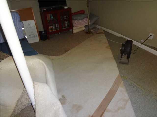 St. Louis, Missouri Basement Waterproofed with WaterGuard
