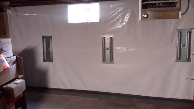 CleanSpace Installed in Festus, Missouri Basement