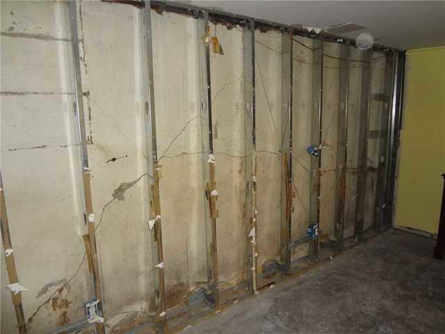 Geo-Lock Wall Anchors installed in St. Louis, MO