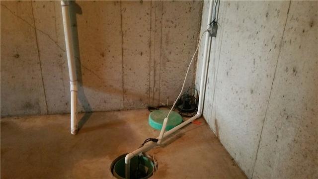 TripleSafe Sump Pump installed in Wentzville, MO