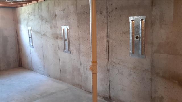 Geo-Lock Wall Anchors Stabilize Walls in O'fallon, MO
