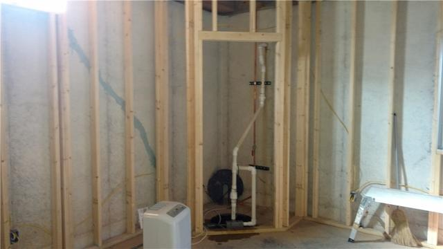 Geo-Lock Wall Anchors Stabilize Foundation Walls in Neoga, IL