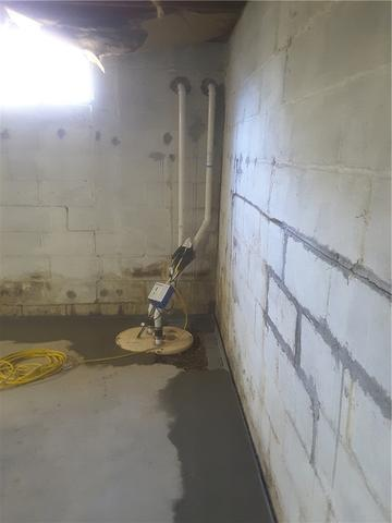 TripleSafe Protects Basement in Saint Louis, MO