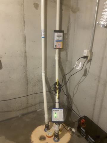 TripleSafe Protects Basement in Florissant, MO