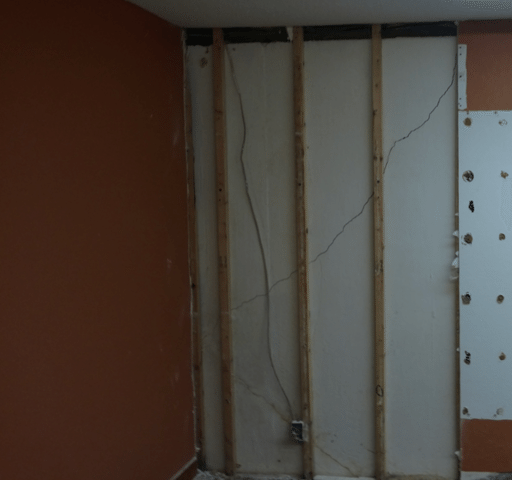 CleanSpace Installed Over Leaky Foundation Walls in Mount Vernon, IL