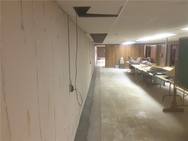TripleSafes Keep University of Illinois Extension Basement Dry in Jacksonville, IL