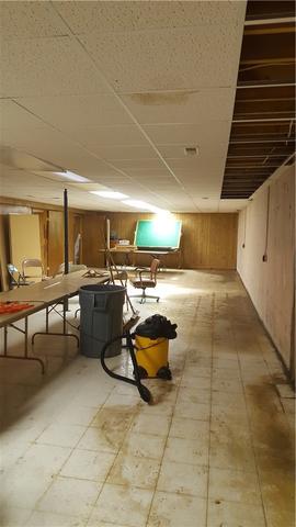 TripleSafes Keep University of Illinois Extension Basement Dry in Jacksonville, IL