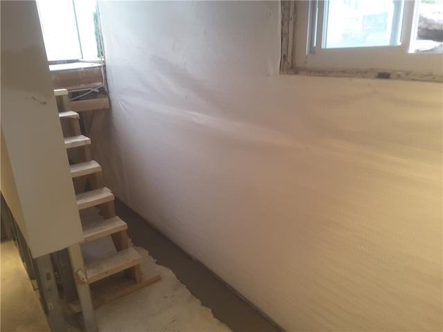 CleanSpace Moisture Barrier installed in Kirkwood, MO