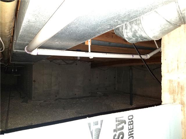 CleanSpace Moisture Barrier Installed in Rochester, IL