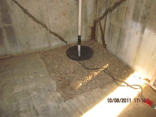 TripleSafe Sump Pump Installation in Wentzville, MO