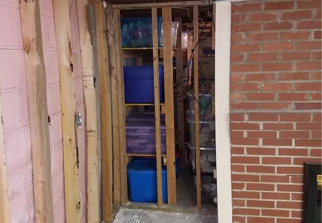 Wall Anchor Installation in Moro, IL