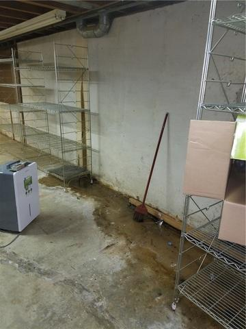 CleanSpace Installed in Dexter, Missouri Basement
