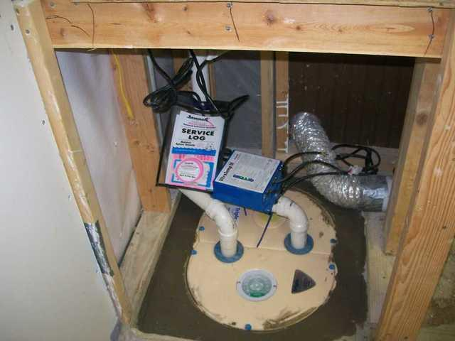 TripleSafe Sump Pump Replaces Old Pump in Louisiana, MO
