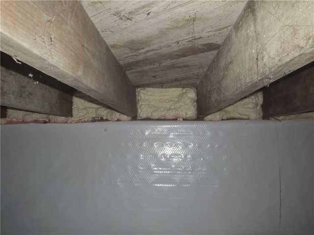 Spray Foam Installation in Louisiana, MO Crawl Space