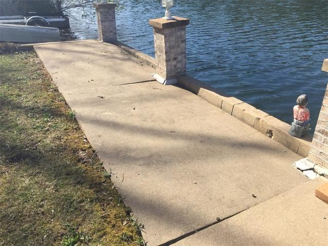 PolyLevel Evens Out Concrete in Hillsboro, MO