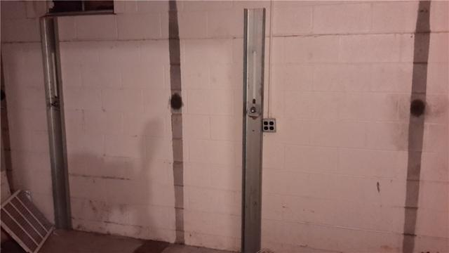 Geo-Lock Wall Anchor Installed in De Soto, IL