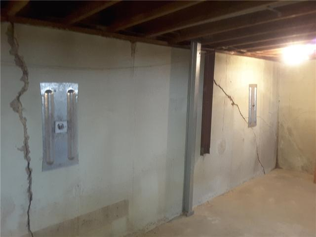 Wall Anchor Installation in Warrenton, MO
