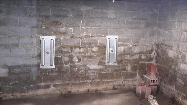 Geo-Lock Wall Anchor Installed in Clay City, IL
