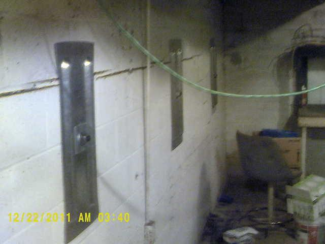 Geo-Lock Wall Anchor Installed in Roodhouse, IL