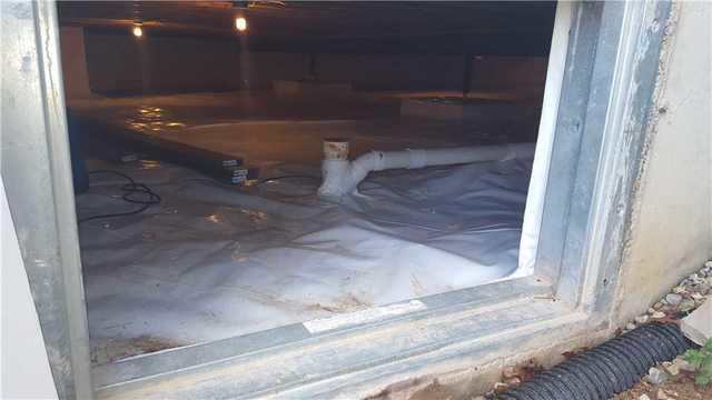 CleanSpace Crawl Space Encapsulation in Richwoods, MO