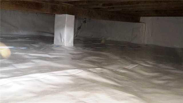 CleanSpace Protects Crawlspace in Lebanon, IL