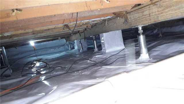 CleanSpace in Fairview Heights, IL Crawl Space