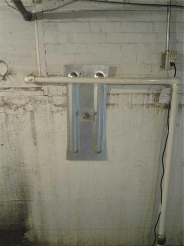 Geo-Lock Wall Anchors Installed in Flora, IL Home