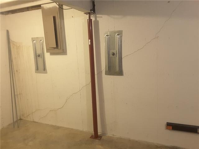 Wall Anchor Installation in Granite City, Illinois