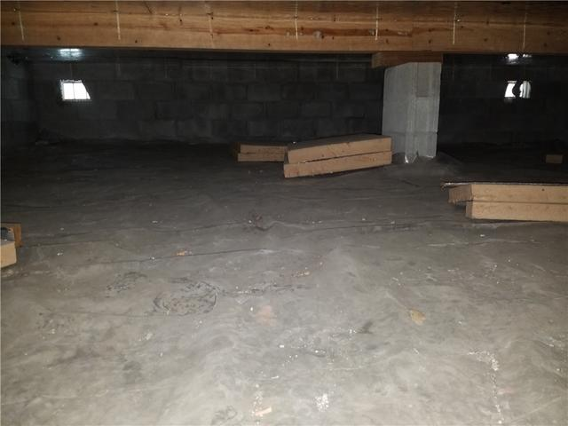 Crawl Space Repair in Sparta, IL