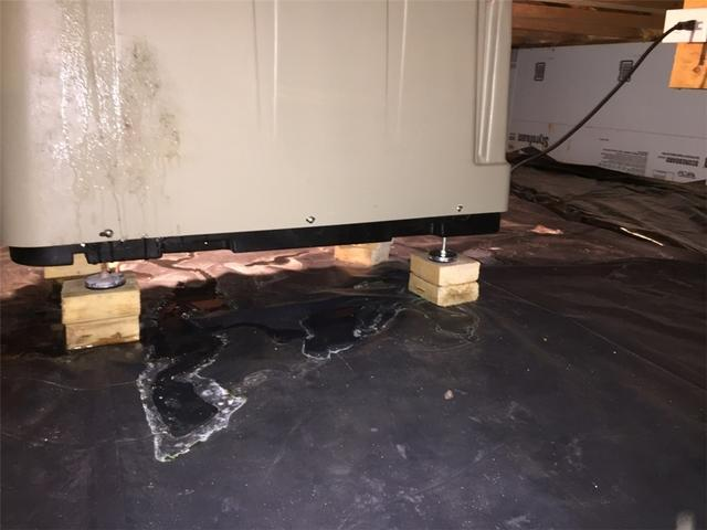Crawl Space Repair in Mt. Vernon, Illinois