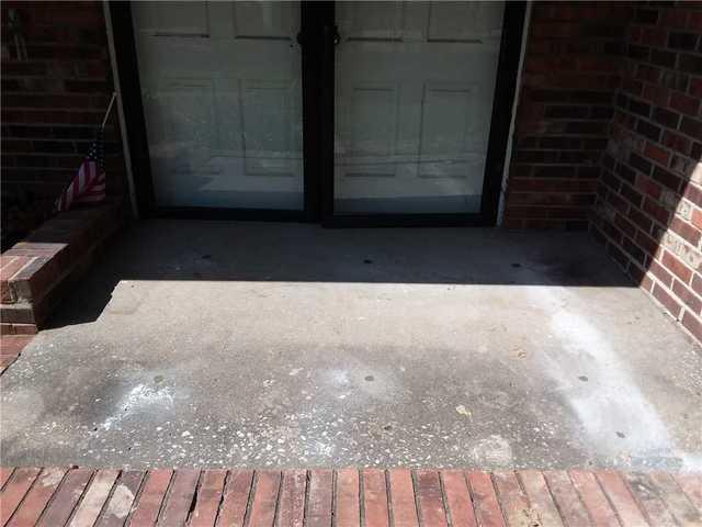 PolyLevel Raises Porch in Alton, IL